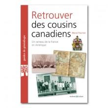 Livre retrouver des cousins canadiens