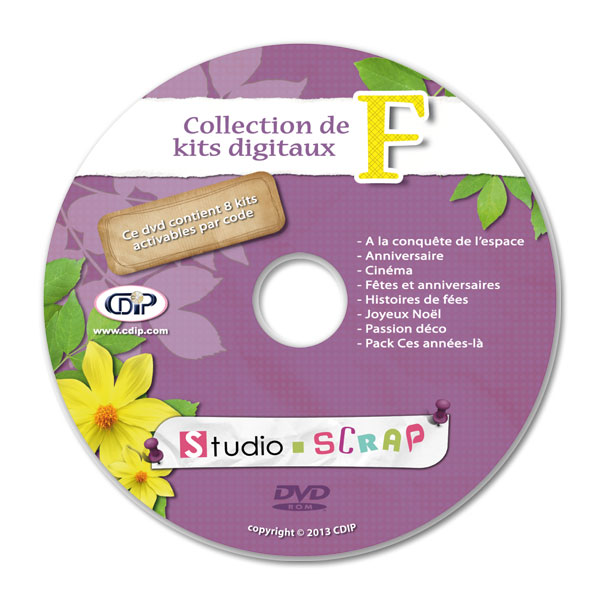 Collection de Kits digitaux F - 00 - Présentation