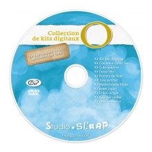 DVD « Collection de Kits digitaux O »