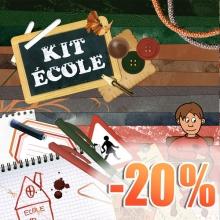 Kit « Ecole » - 00 - Présentation -20 ans