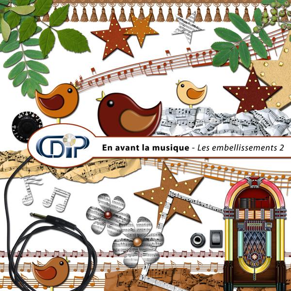 Kit « En avant la musique » - 03 - Les embellissements 2