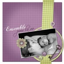 Kit « Esprit de famille » - 03 - Composition