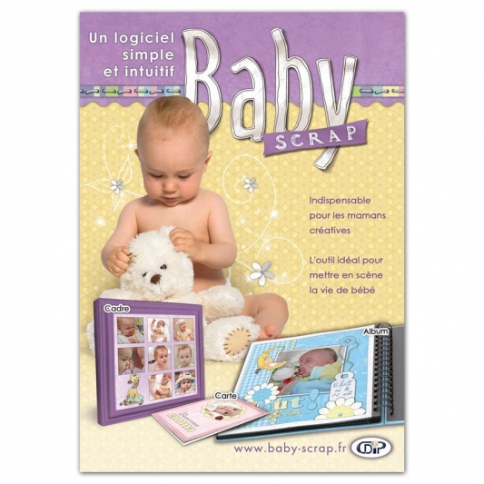 Baby-Scrap - 00 - Présentation