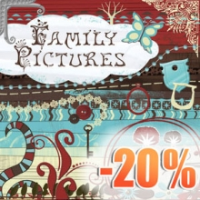 « Family pictures » digital kit - 00 - Presentation - 20 ans