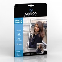 Papiers - 14 - Canson photo - satiné - 210g