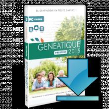 Généatique 2015 - Packaging - Téléchargement