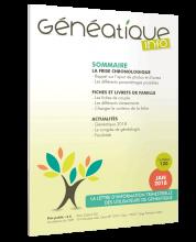Abonnement Généatique Info