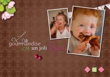 Kit « Jardin des delices » - 20 - Composition