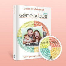 Guide de référence et CD-ROM de Généatique 2019