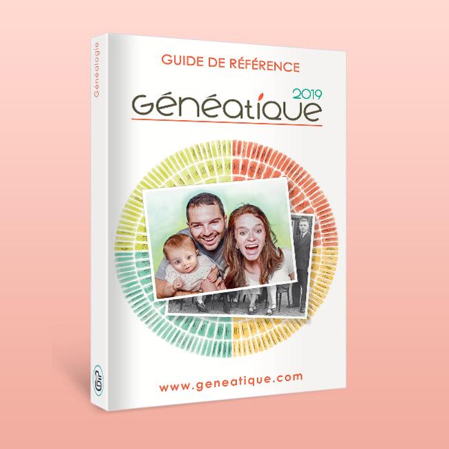 Généatique 2019 CD