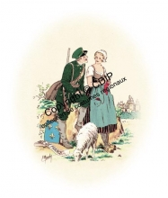 Collection costumes régionaux - 04 - Exemple