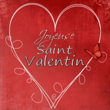 joyeuse saint valentin