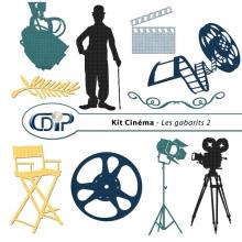 Kit « Cinéma » - 06 - Les gabarits 2