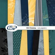 Kit « Cinéma » - 01 - Les textures