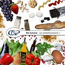 Kit « Cuisine » - 02 - Les embellissements 1