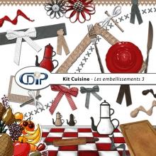 Kit « Cuisine » - 04 - Les embellissements 3