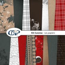 Kit « Cuisine » - 01 - Les textures