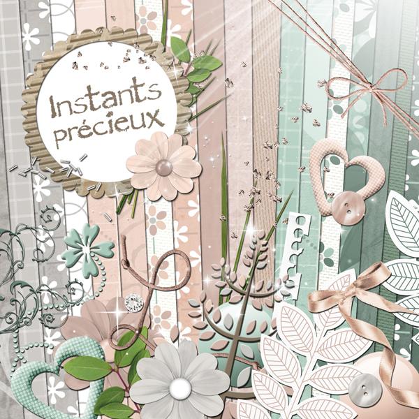 Kit « Instants précieux » - 00 - Présentation