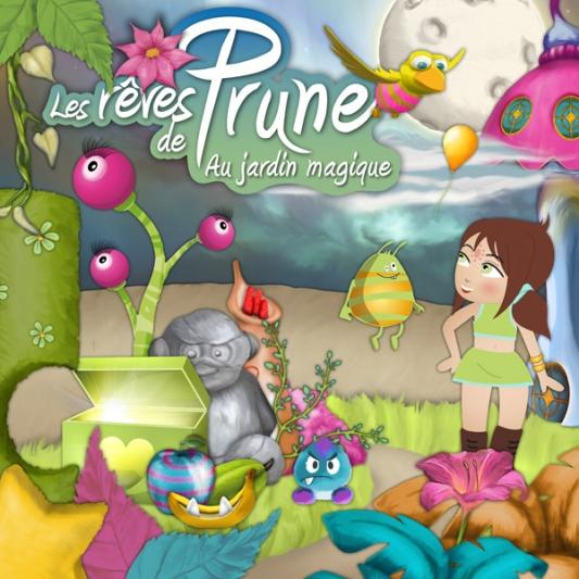 Kit « Les rêves de Prune au jardin magique » - 00 - Presentation