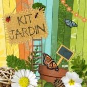 Kit « Jardin »   - 00 - Présentation