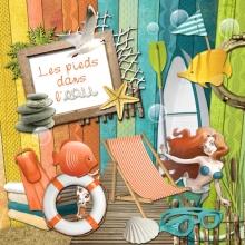 Kit « Les pieds dans l eau » - 00 - Présentation