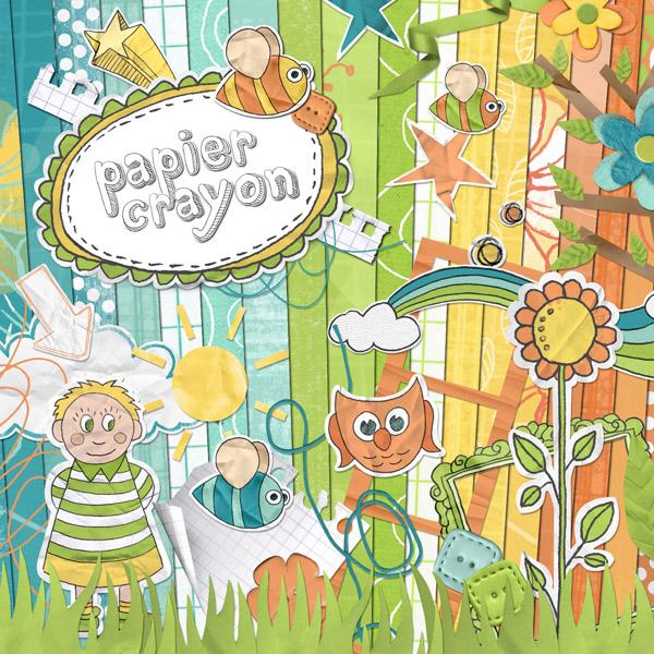 Kit « Papier crayon » - 00 - Présentation