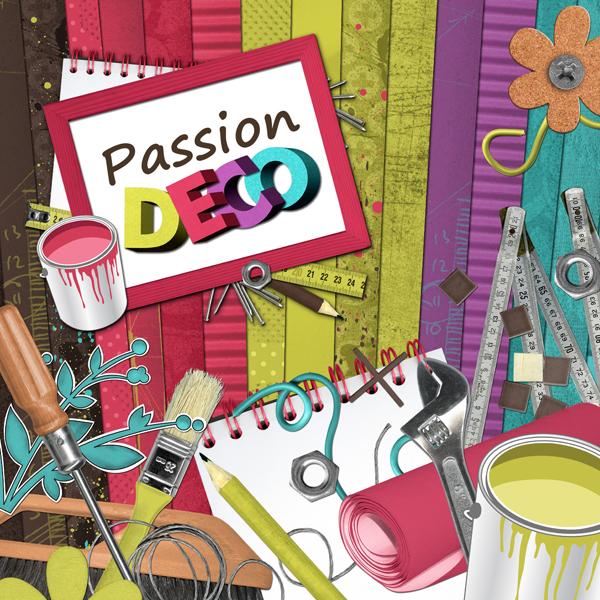 Kit « Passion déco » - 00 - Présentation