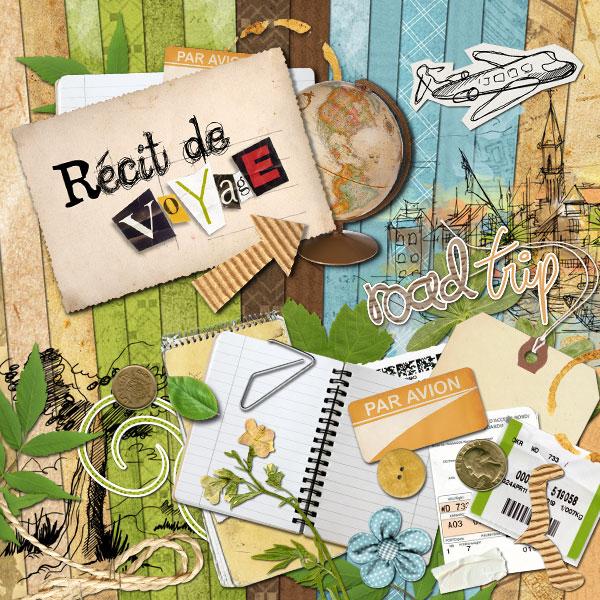 Kit « Récit de voyage » - 00 - Présentation