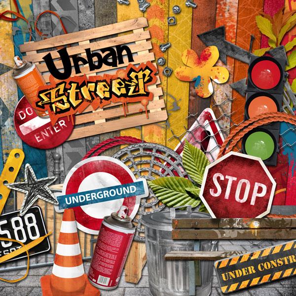 Kit « Urban street » - 00 - Présentation