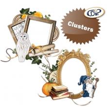 Kit « Grenier merveilleux » - 09 - US - Les clusters
