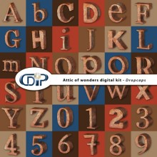 Digital kit alphabet