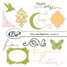 shapes  kit Fairy Tale