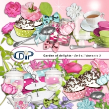 Kit « Jardin des delices » - 04 - US - Les embellissements 3