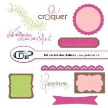 Kit « Jardin des delices » - 06 - Les gabarits 2