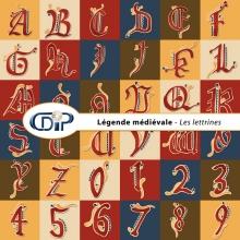 Kit « Légende médiévale » - 07 - Les lettrines