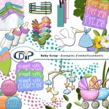 Baby-Scrap - 01 - embellissements