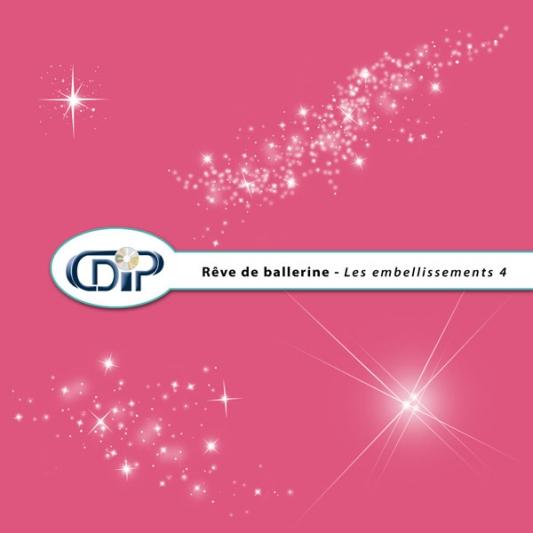 Kit « Rêve de ballerine » - 05 - Les embellissements 4