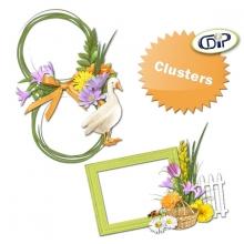 Kit « Souffle printanier » - 08 - US - Les clusters