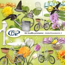 Kit « Souffle printanier » - 04 - Les embellissements 3