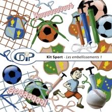 Kit « Sport » - 02 - Les embellissements 1