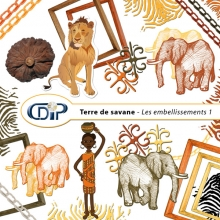 Kit « Terre de savane » - 02 - Les embellissements 1