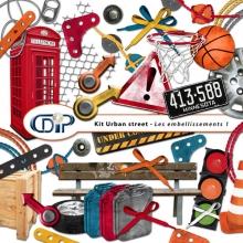 Kit « Urban street » - 02 - Les embellissements 1