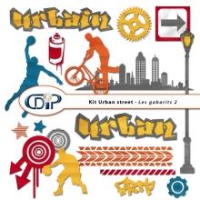 Kit « Urban street » - 06 - Les gabarits 2