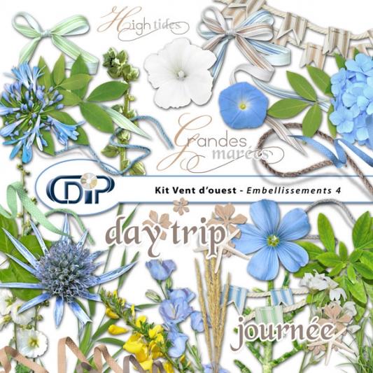 Kit « Vent d'ouest » - 05 - Les embellissements 4