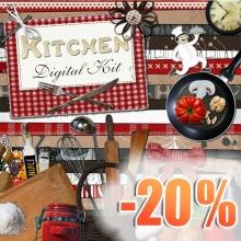 « Kitchen » digital kit - 00 - Presentation - 20 ans