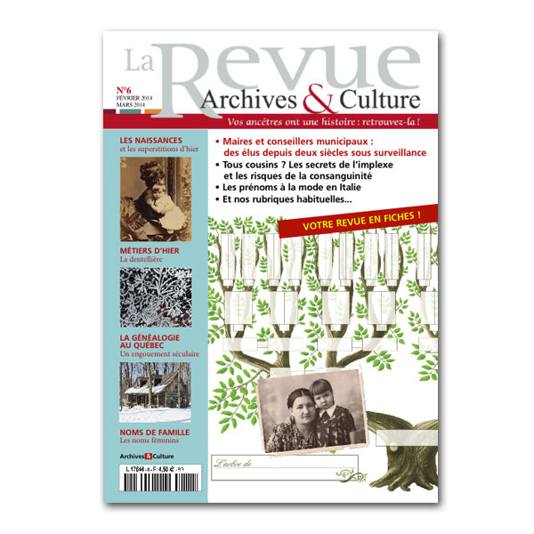 Archives et Culture n°6