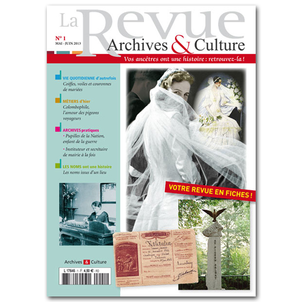 Archives et Culture n°1