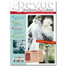 La revue archives et culture - 01