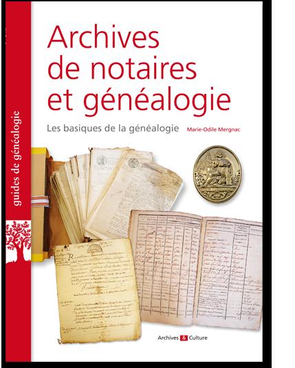 Archives de notaires et généalogie