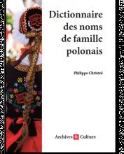 Dictionnaire des noms de famille polonnais
